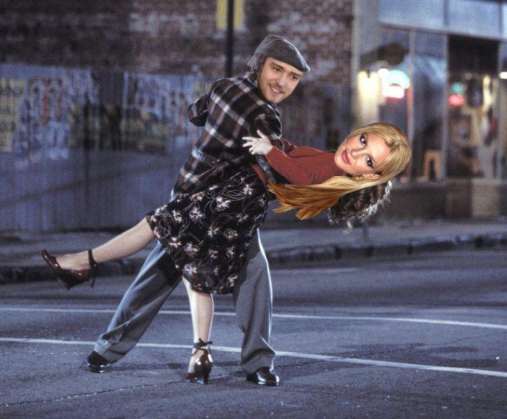 Parodia de Diario de una pasión conBritney Spears y Justin Timberlake