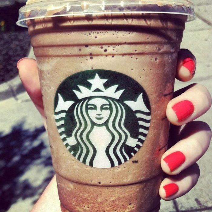 Frappuccino de Nutella