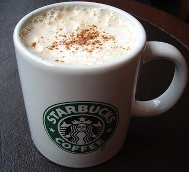 Chai latte para pobres