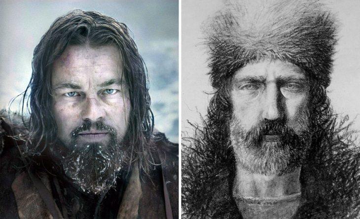 Leonardo DiCaprio como Hugh Glass