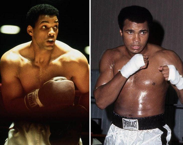 Will Smith como Muhammad Ali