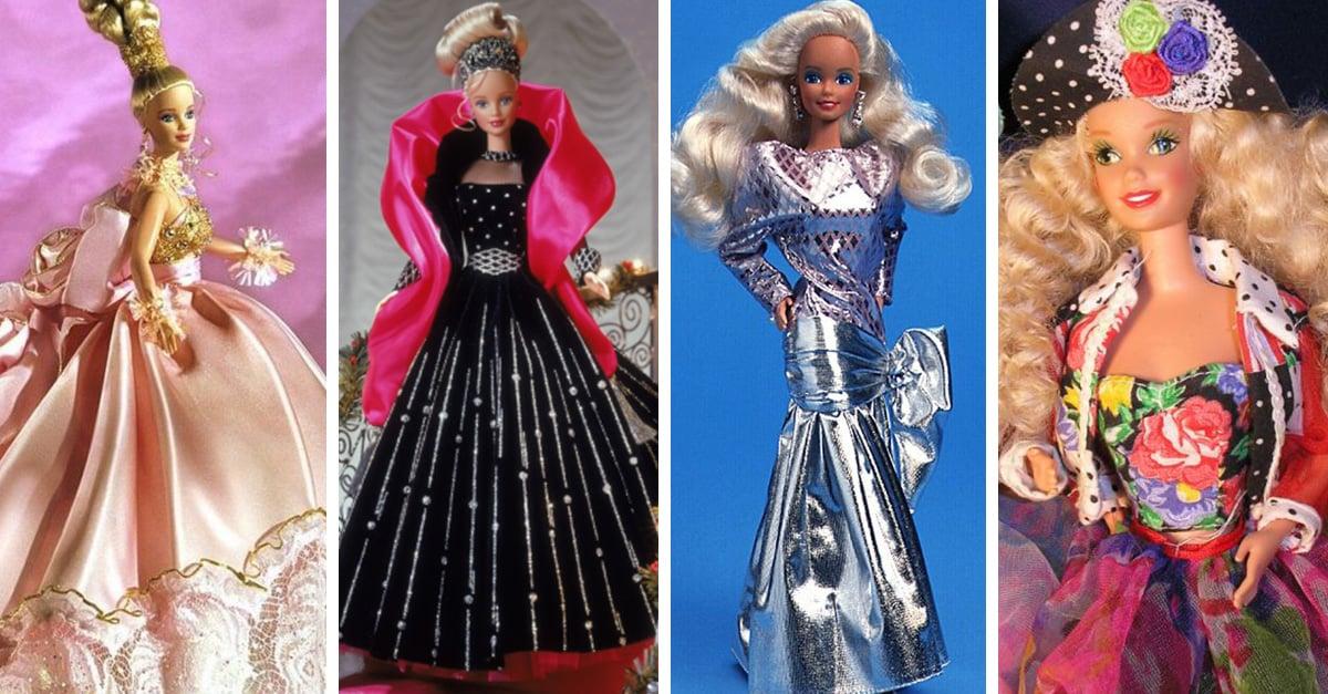 Barbies que ahora valen una fortuna