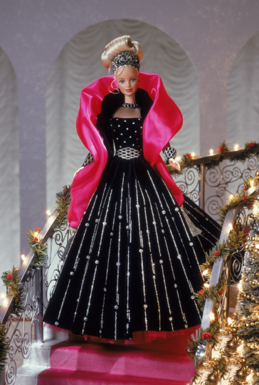 Muñeca barbie Happy Holidays