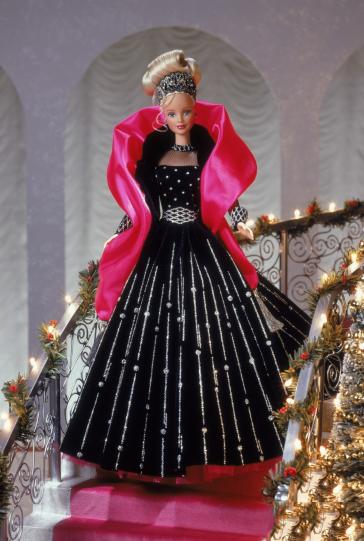 Muñeca barbie Happy Holidays