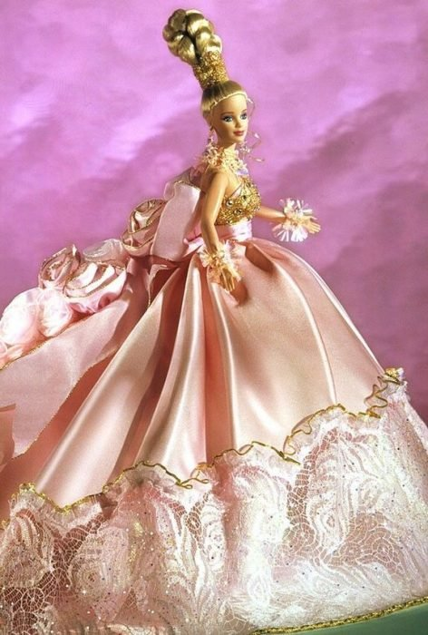 Muñeca Pink Splendor Barbie