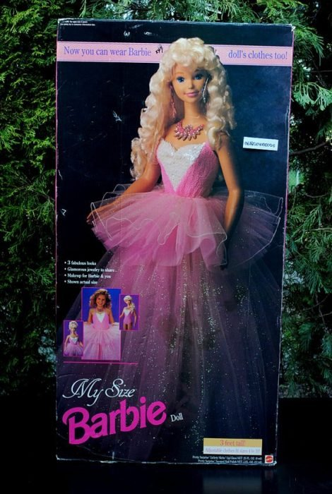 Muñeca my size barbie