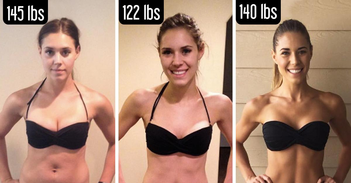Bloggera fitness se vuelve viral pidiendo a sus seguidoras en Instagram que dejen de preocuparse por los números en la báscula