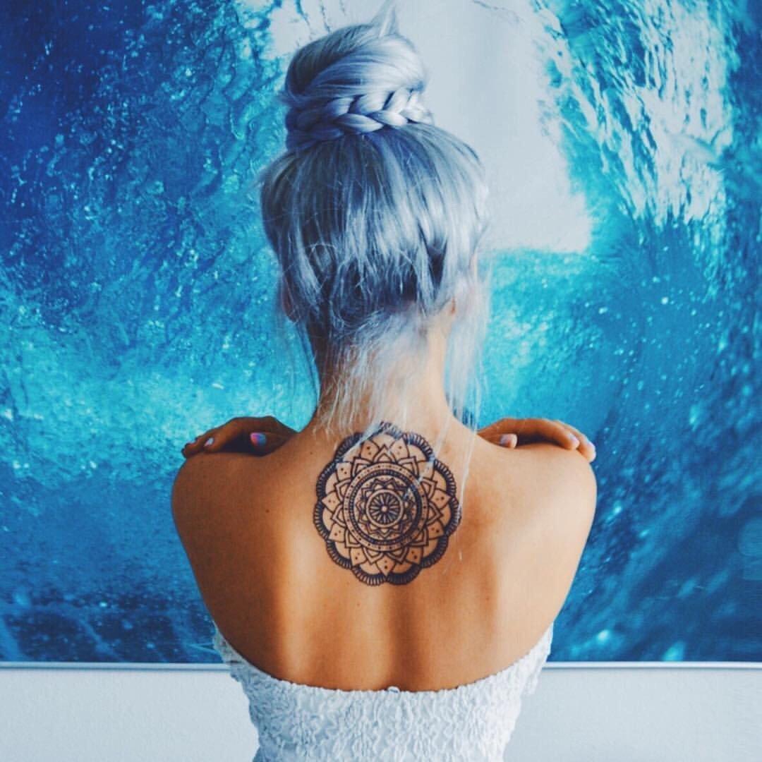 cabello tatuajes