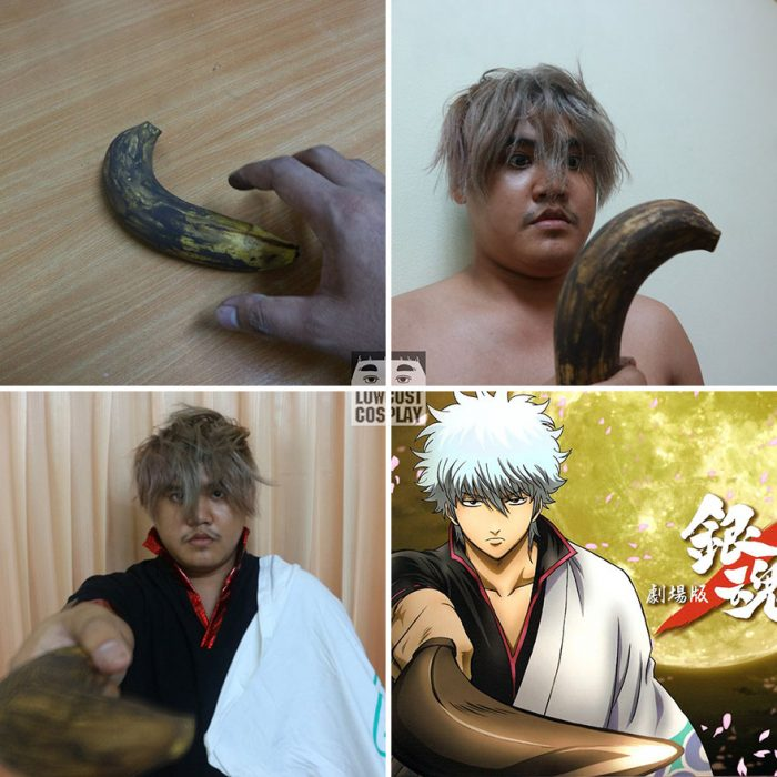 cosplay tailandés disfrazado cómic japonés