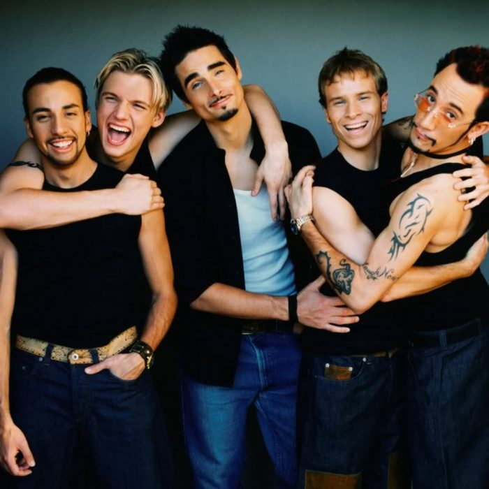 Backstreet Boys jóvenes