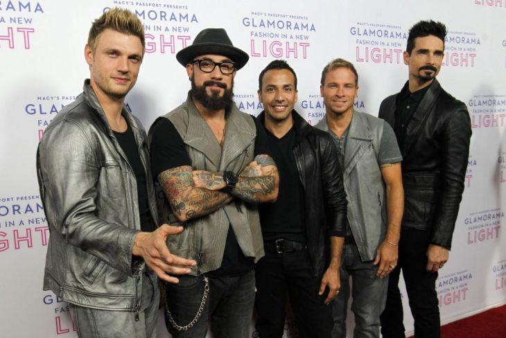 Backstreet Boys hoy