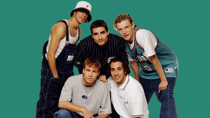 Backstreet Boys jóvenes