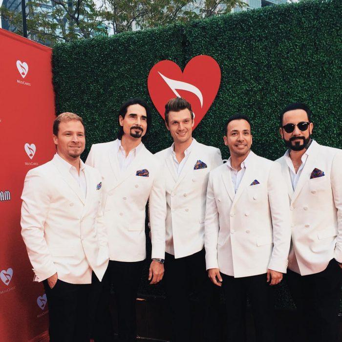 Backstreet Boys actualmente