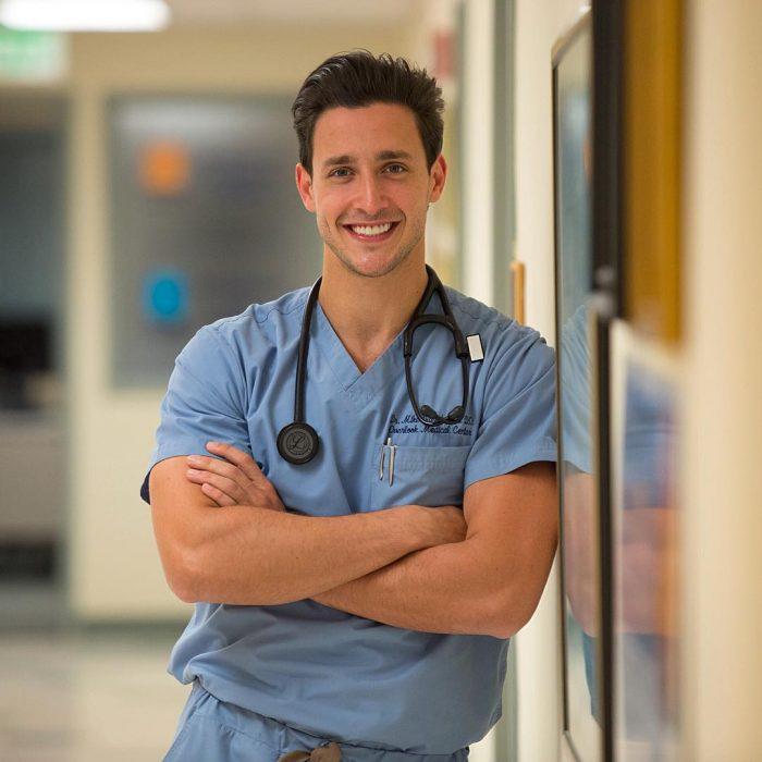 El doctor más sexy del mundo