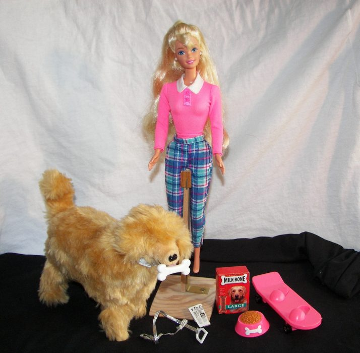 Barbie y Ginger