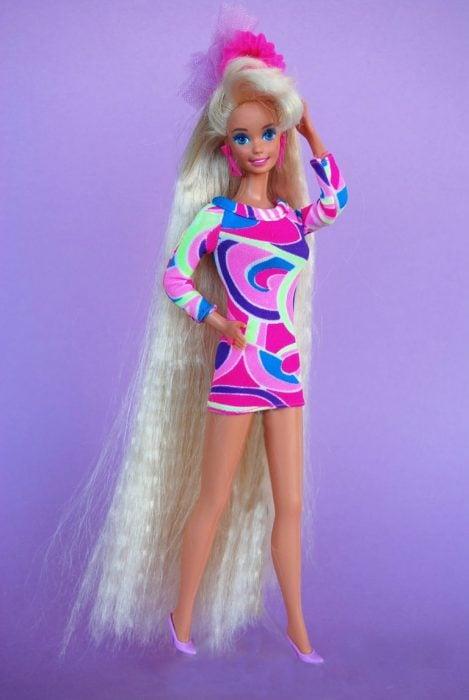 Barbie Totally hair