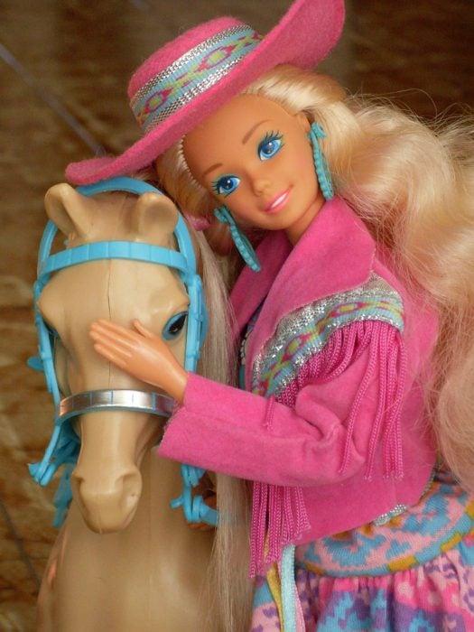 Barbie Vaquera