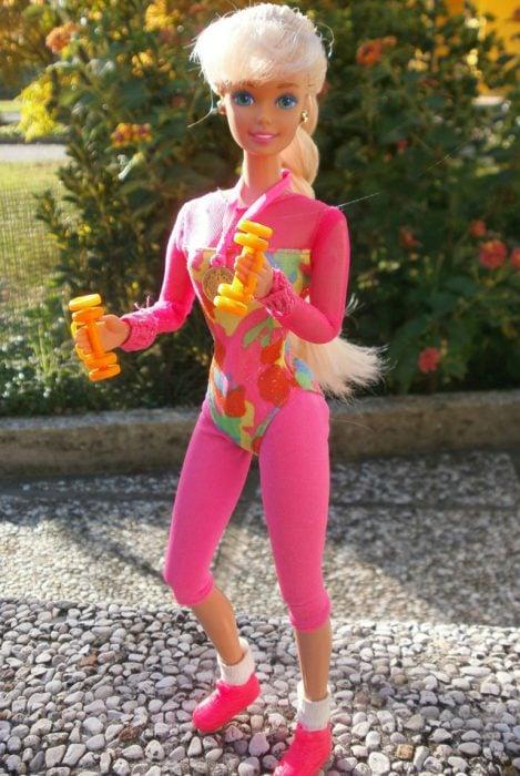 Barbie Gimnasta