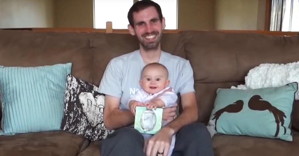 Nick murió de cáncer, y este es el emotivo mensaje para su hija