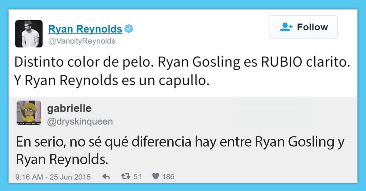 Respuestas que el guapísimo Ryan Reynolds dio en Twitter y que te harán morir de la risa