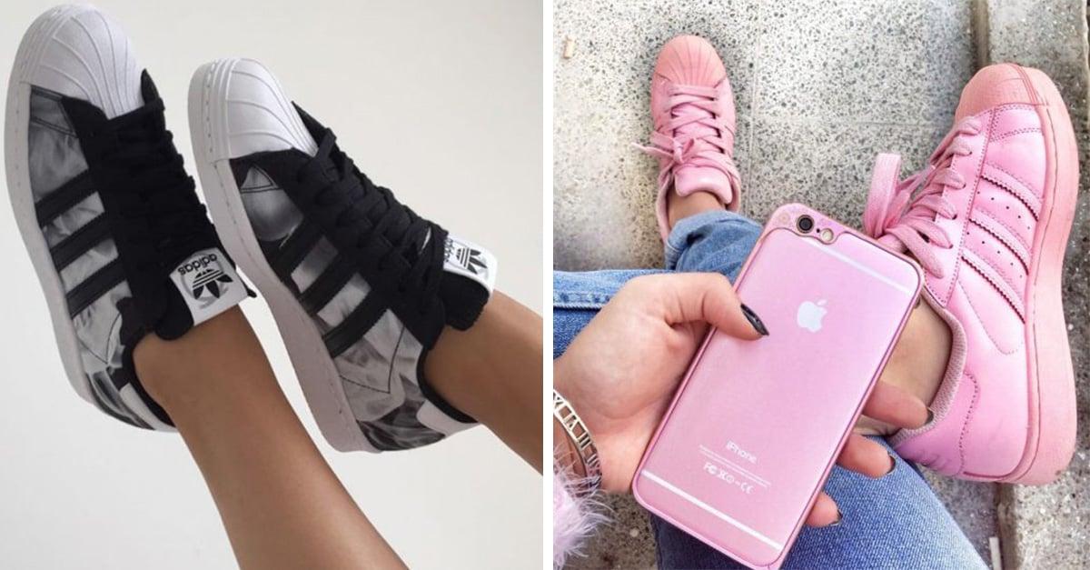 estilos de Adidas que toda chica muere por coleccionar