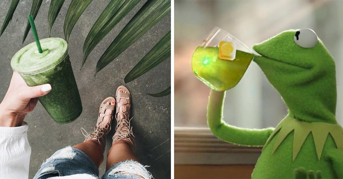 15 Cosas que sólo entienden las bebedoras de té verde