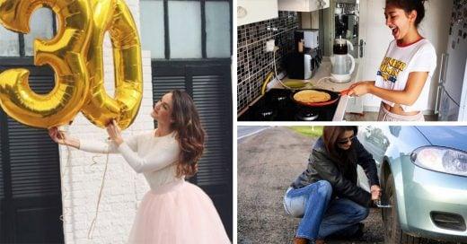 cosas que toda mujer debe saber dominar antes de llegar a sus 30's