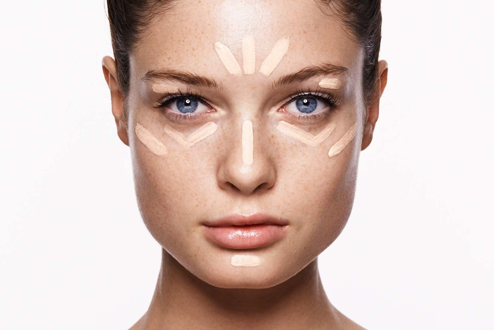 Как поправиться на лицо, чтобы щечки появились (что сделать и) 76
