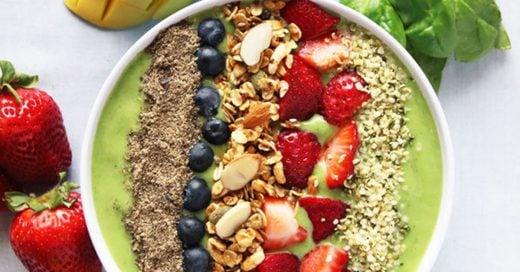 desayunos nutritivos para los que se levantan tarde