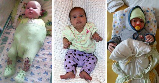 20 divertidas imágenes de papás que fracasaron en la moda infantil