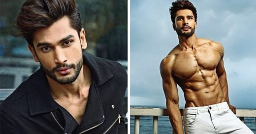 El nuevo Mr. World es un chico de la India y es absolutamente atractivo