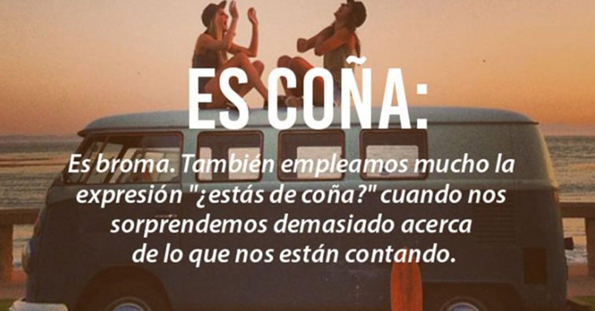 expresiones que sólo las chicas españolas entenderán