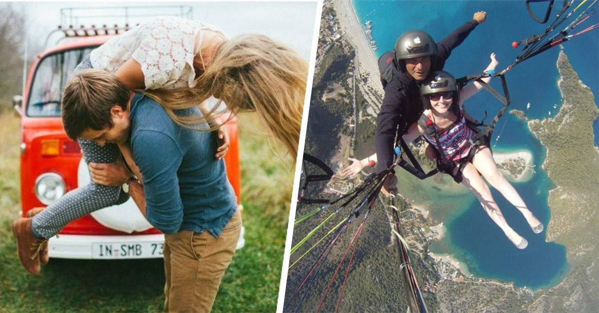 13 cosas diferentes para hacer en pareja el fin de semana
