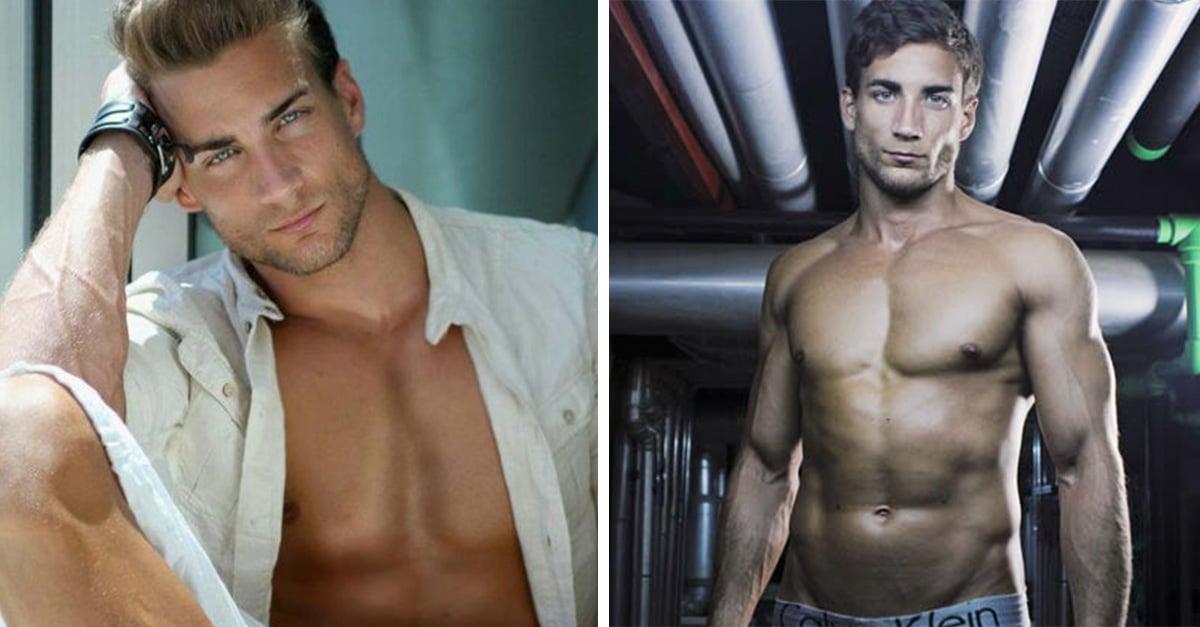 Manuel Rico es el ginecólogo más sexy que tus ojos verán