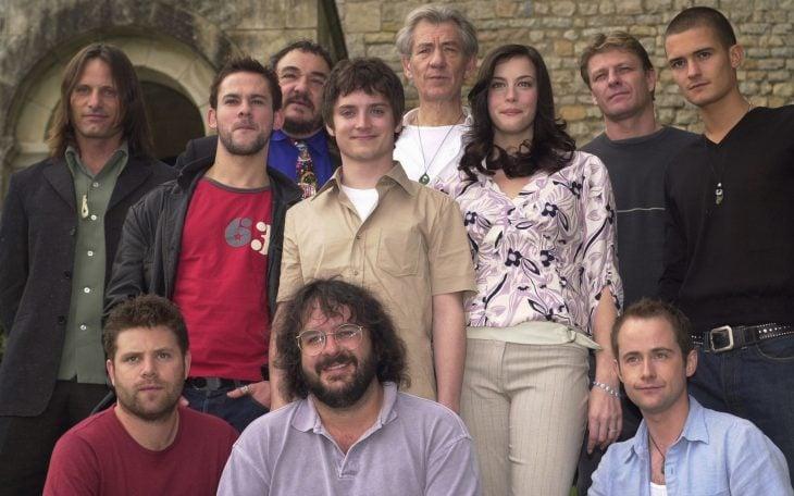 Elenco de la película El señor de los años.