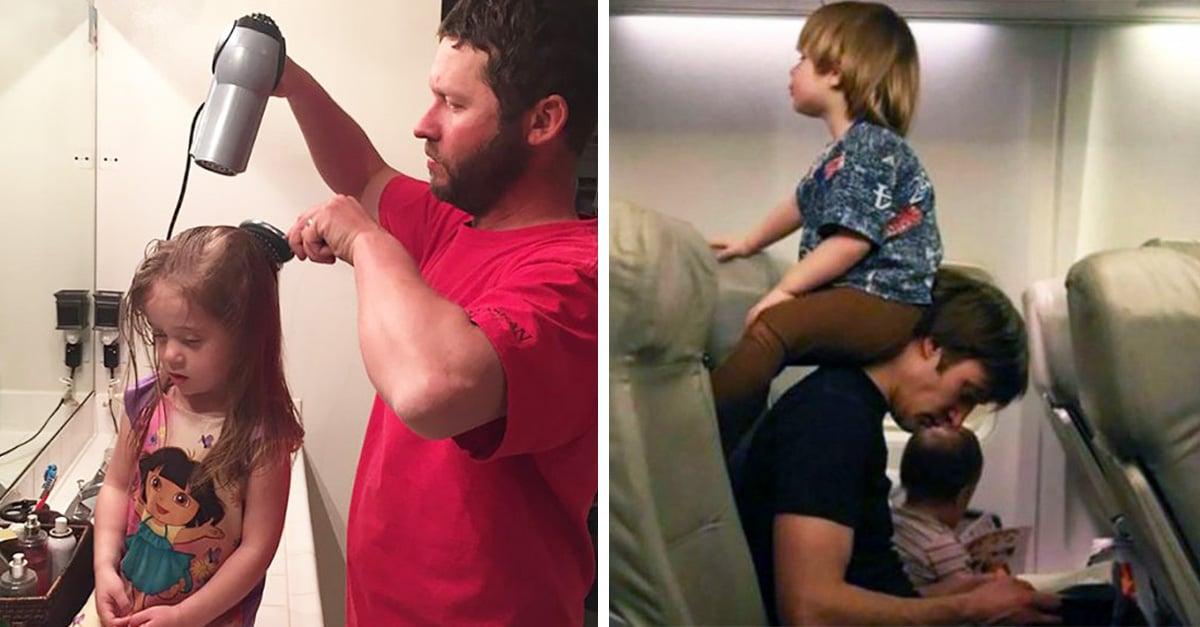 situaciones que nos explica lo que realmente significa para los hombres la paternidad