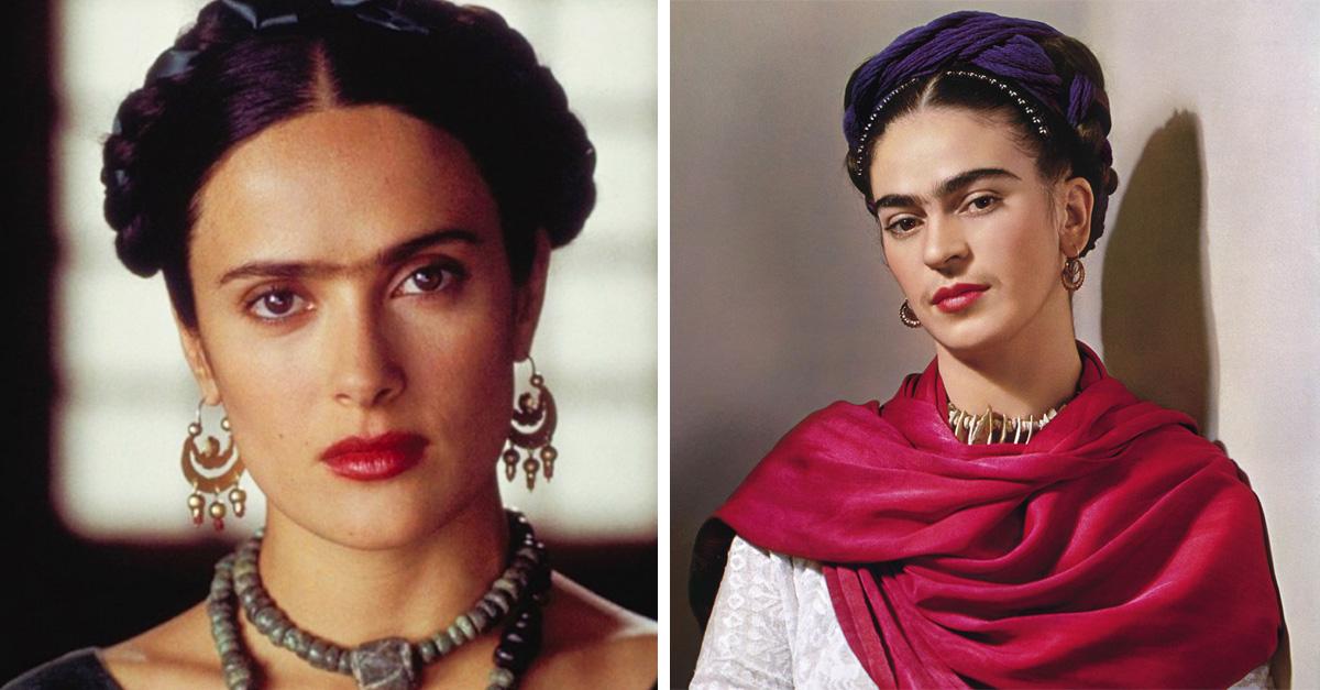increíbles imágenes de caracterizaciones de personajes históricos