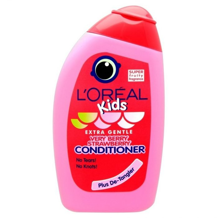 Shampoo de Loreal Kids