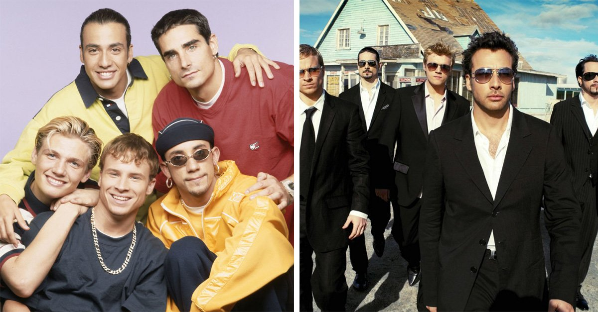 Descubre por qué los Backstreet Boys están mejor que nunca