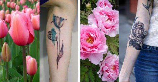 ¿Qué flor deberías tatuarte según tu SIGNO?