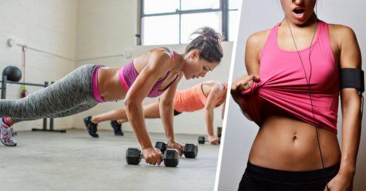 El mejor ejercicio para deshacerte de la grasa abdominal