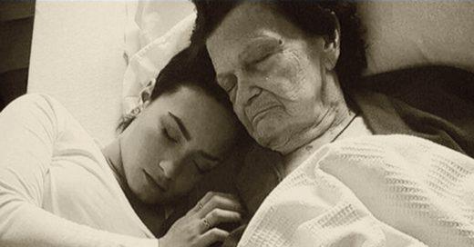 cosas que sólo entenderás si amas a tu abuela