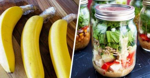sencillos tips para almacenar comida que te cambiarán la vida por completo