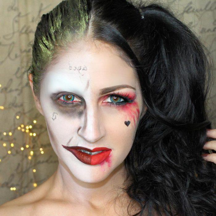 Combinación de Joker y Harley Quinn.