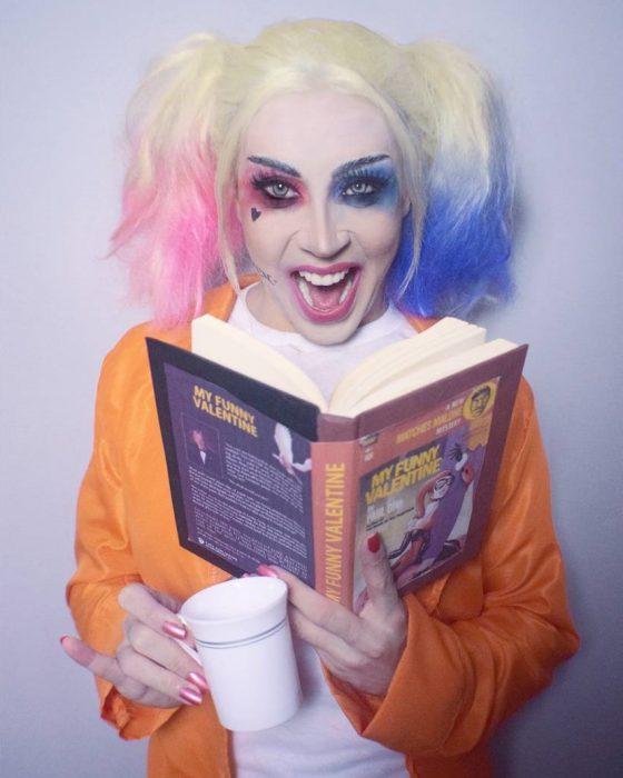 Caracterización de Harley Quinn.