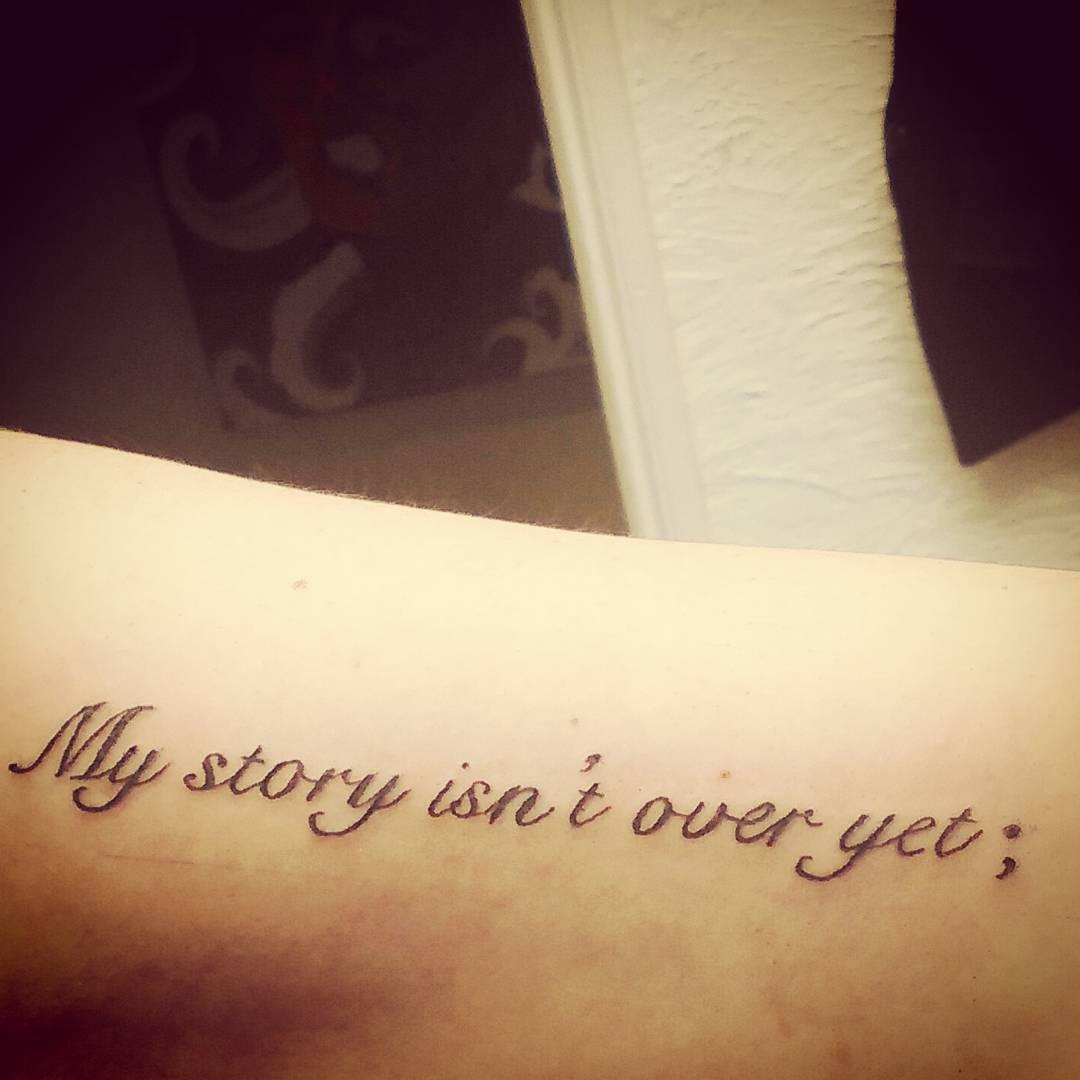 20 Tatuajes De Frases Que Querrás Hacerte Ahora Mismo