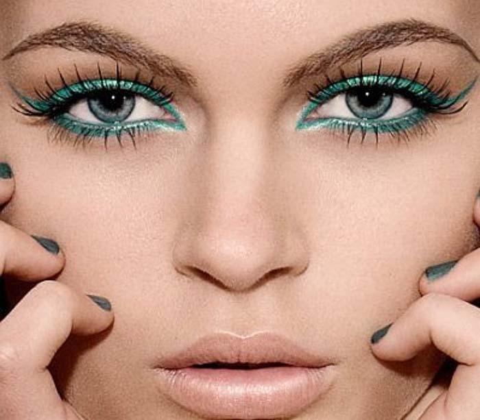 04f03fe03 9 increíbles consejos de maquillaje para párpados caídos