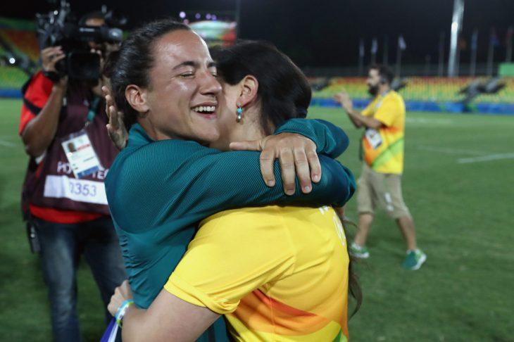 Propuesta de matrimonio en Río 2016