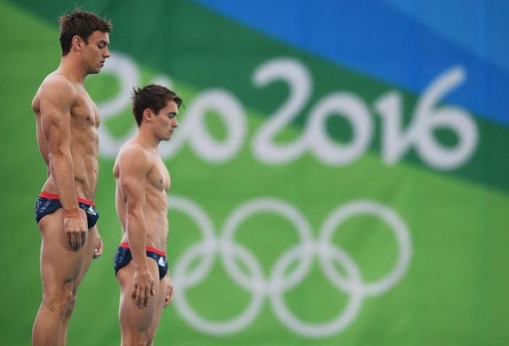 Clavadistas en Río 2016