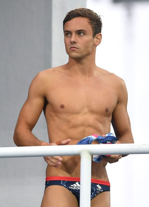 Tom Daley Río 2016